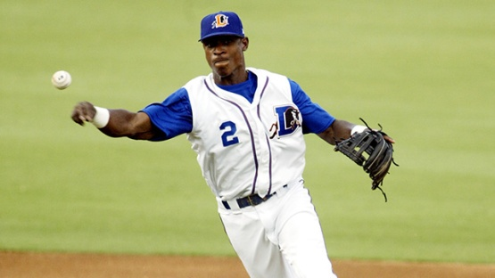 BJ Upton was one of the IL's best players in 2005, hitting .303-18-74 with 44 steals