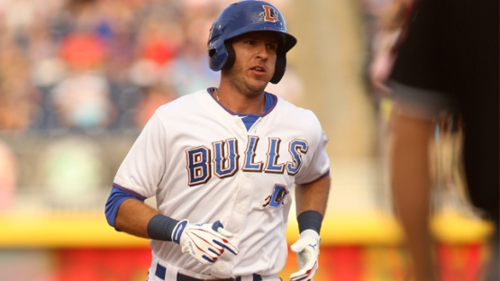 In just 99 games, JP Arencibia led the Bulls with 22 long balls.