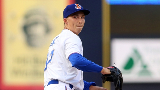 Blake Snell went 6-2 with a 1.83 ERA in nine Triple-A starts in 2015